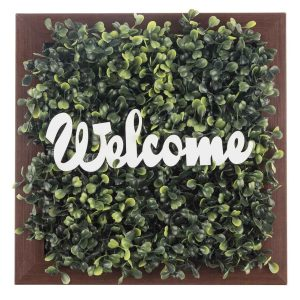 تابلو بوتانی Welcome