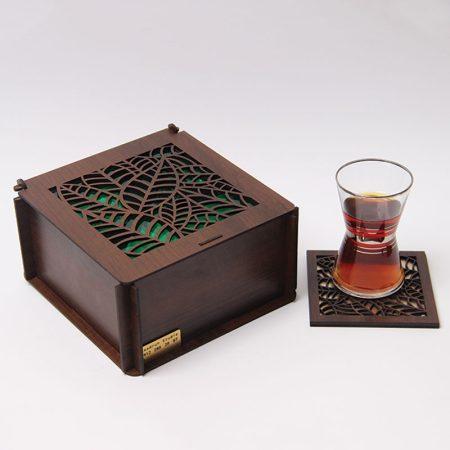 جعبه چای و نسکافه