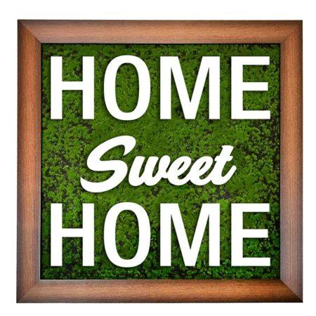 تابلو بوتانی Home Sweet Home