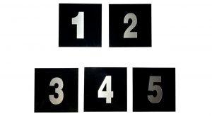 ساین اعداد