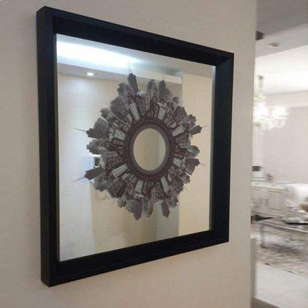آینه تزئینی