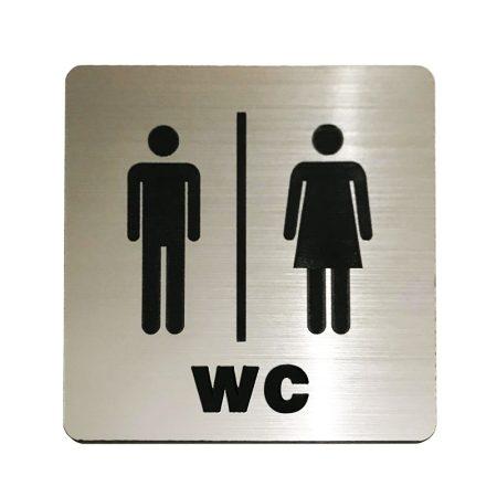 تابلو WC